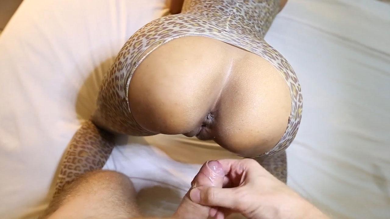 Crotchless Bodysuit Asian